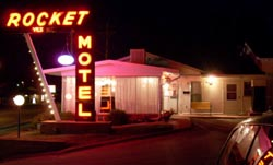 The Rocket Motel, Custer, SD